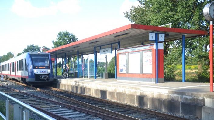 Bahnhof Hasloh
