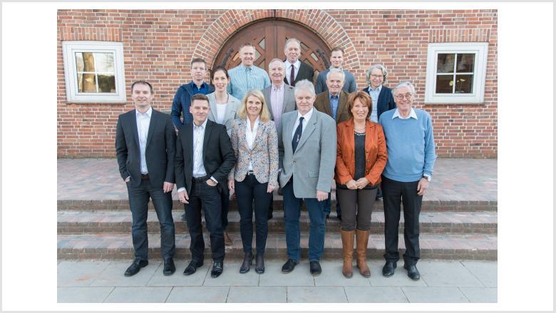 CDU-Mannschft 2018