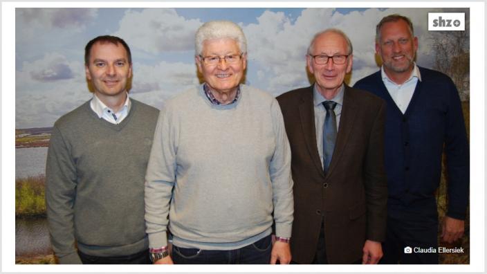 Vertreter aus Bönningstedt, Hasloh, Ellerau und Quickborn