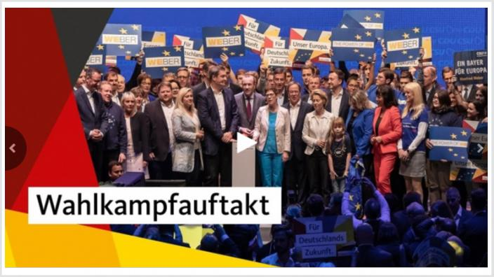 EU Wahlkampf 2019