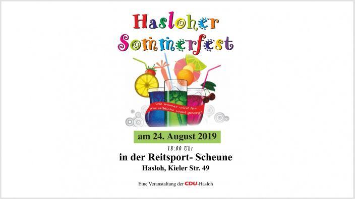 CDU-Sommerfest-2019